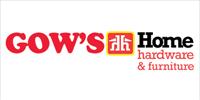 Gows Home Hardware Logo